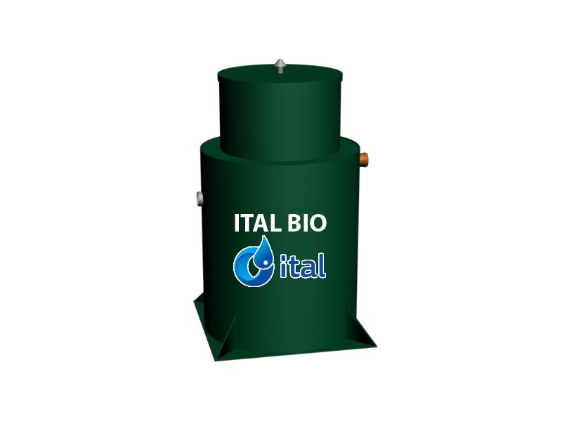 Автономная канализация - Ital Bio 5 (Лонг)